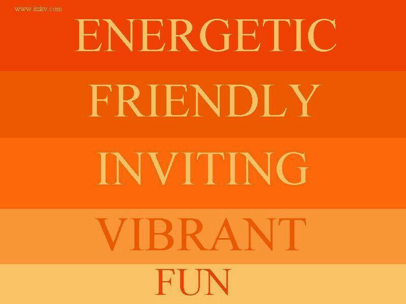Happy Orange. . .