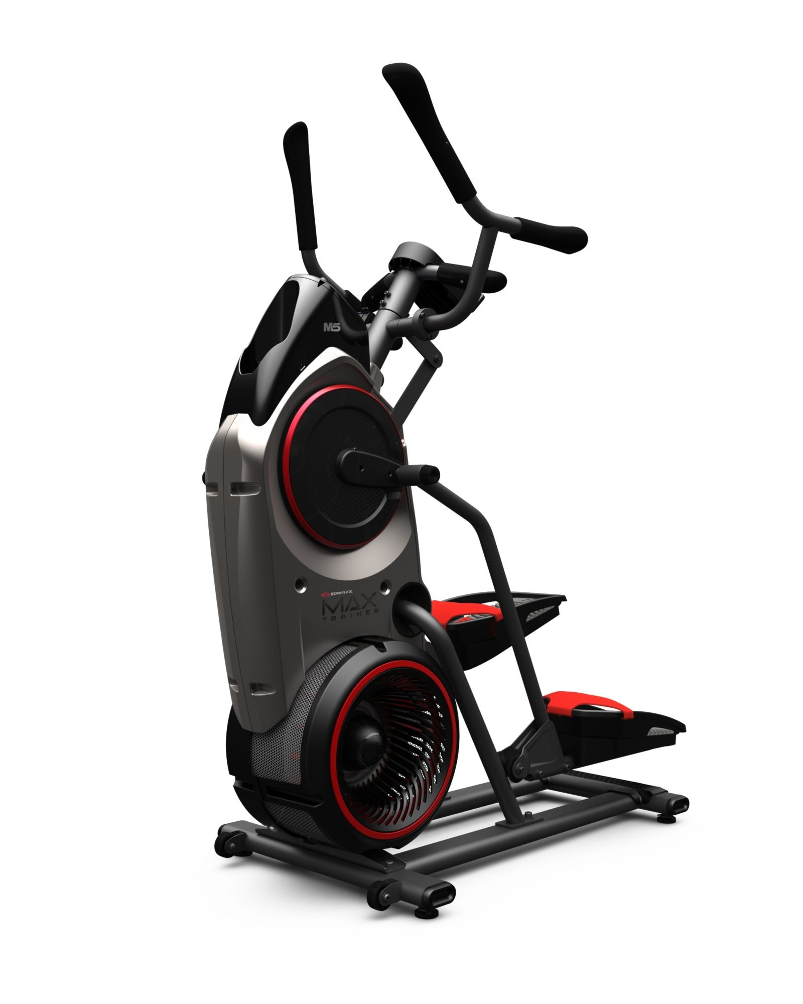 Introducing The M5 The Most Fully Featured Bowflex Max Trainer