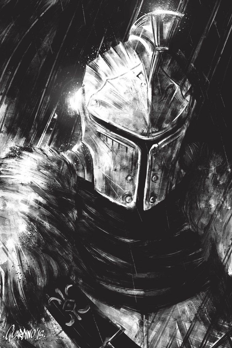Dark Soul II, Andrea Guardino Dark souls artwork, Dark