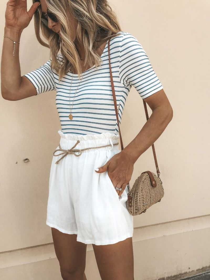 42+ Best Casual Summer Outfits for Women This Year - Explore Dream Discover Blog