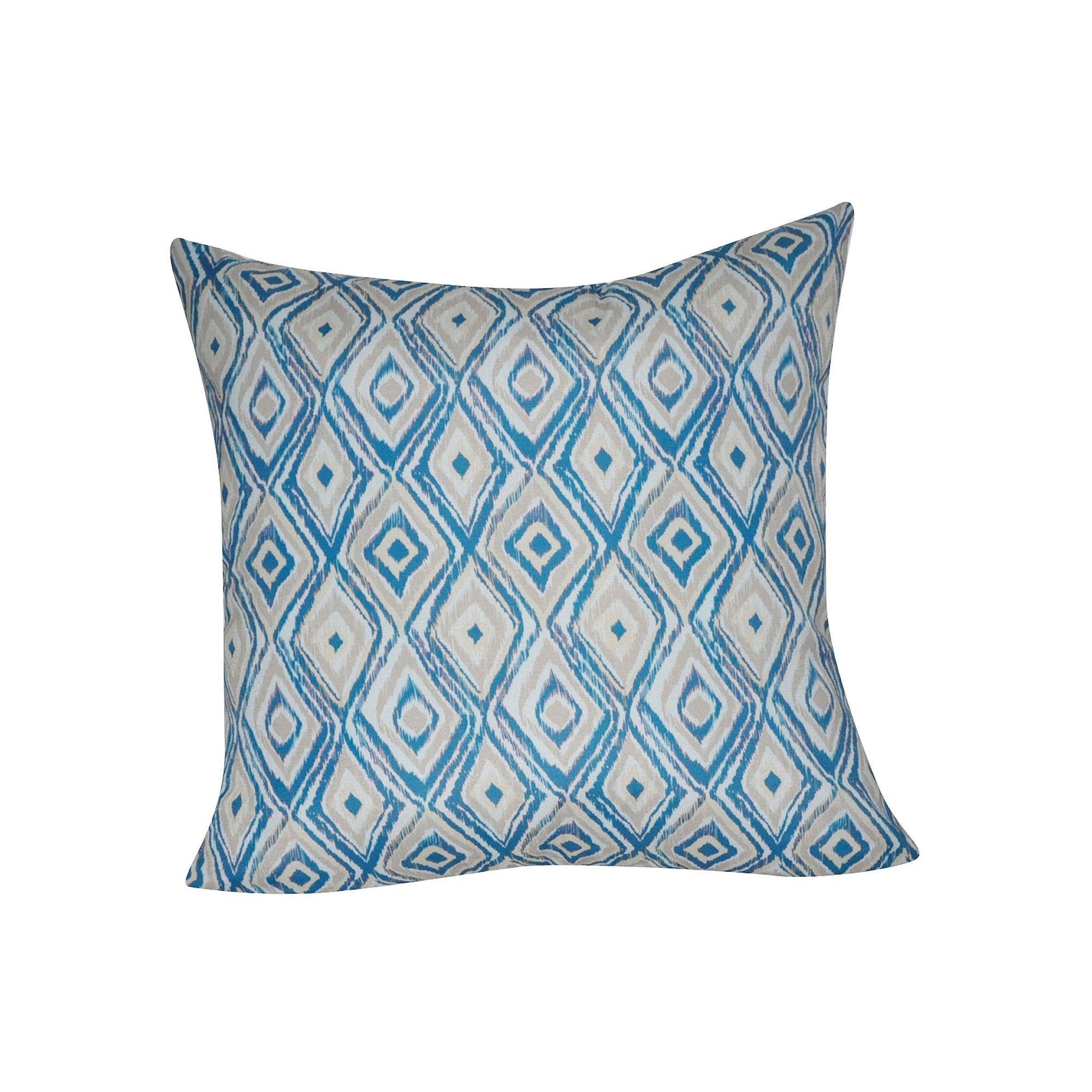 loom and mill diamond ii geometric throw pillow beiggreen (beig  - loom and mill diamond ii geometric throw pillow beiggreen (beigkhaki
