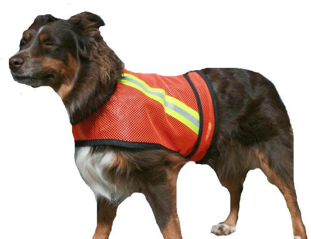 Dog safety vest mesh dog vest reflective dog vest etsy