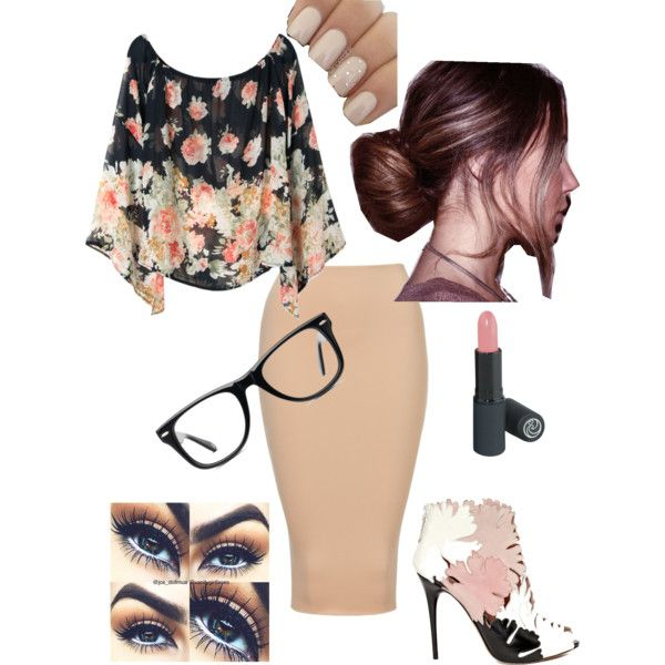 """I love going on pinterist and looking up great work outfits so i decided to make a set myself. Enjoy """"The Professional""""!"""
