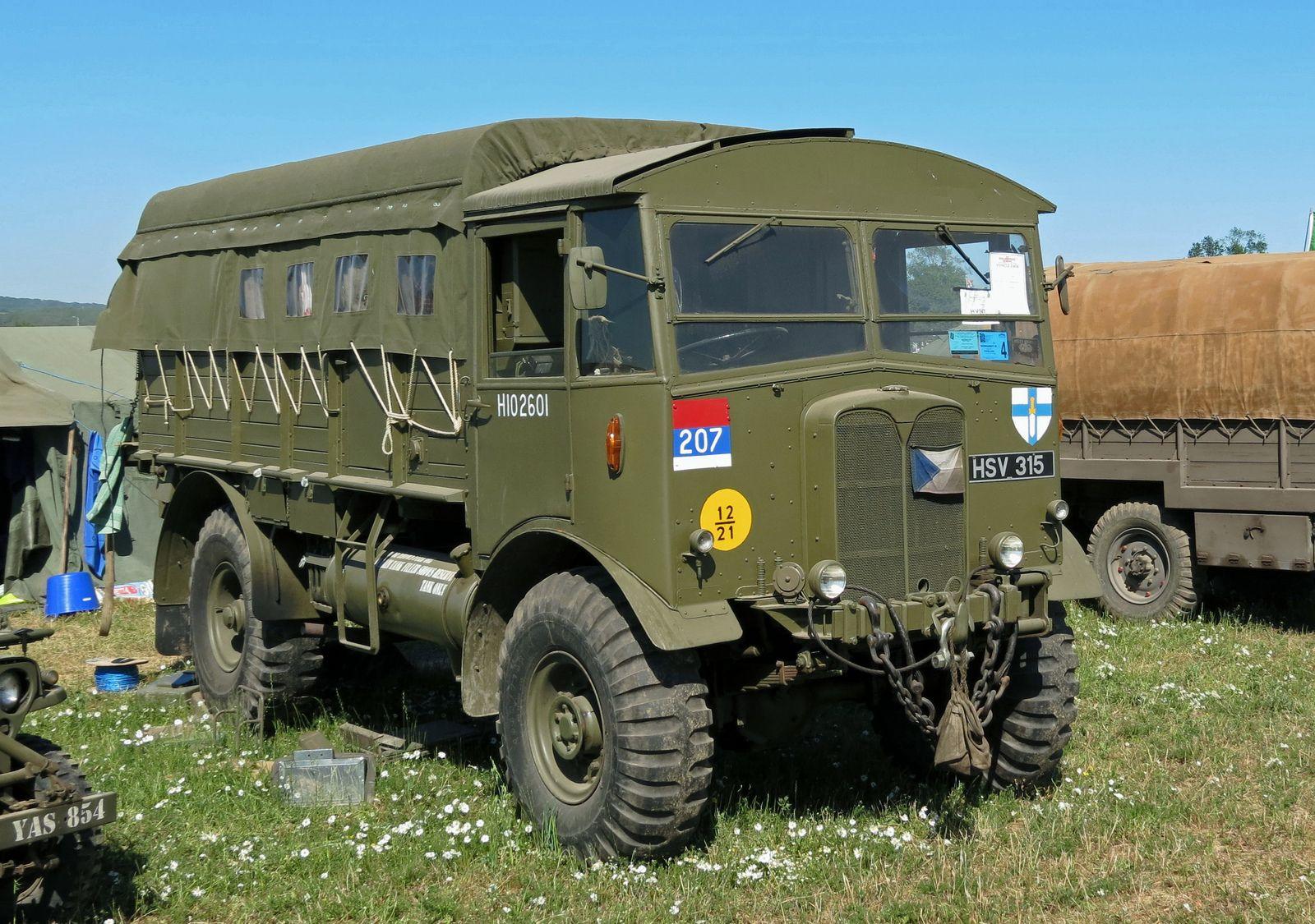 Hsv315 Aec Matador Army Lorry Army Truck Military Vehicles Lorry