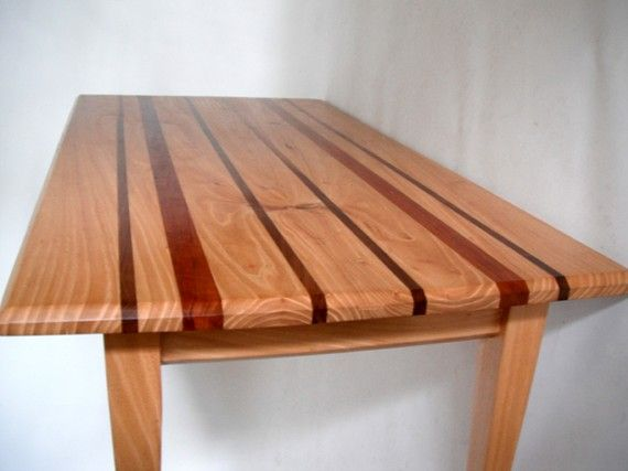 Reclaimed Local Hard Woods  Coffee Table by ecohardwoods on Etsy, $585.00