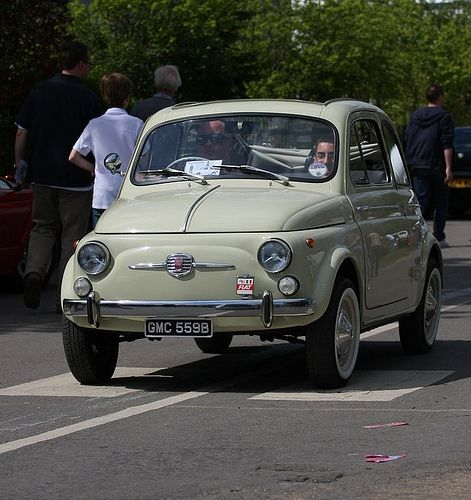 FIAT 500 D MODEL 1960 / 1965 From RICAMBI FIAT 500 By