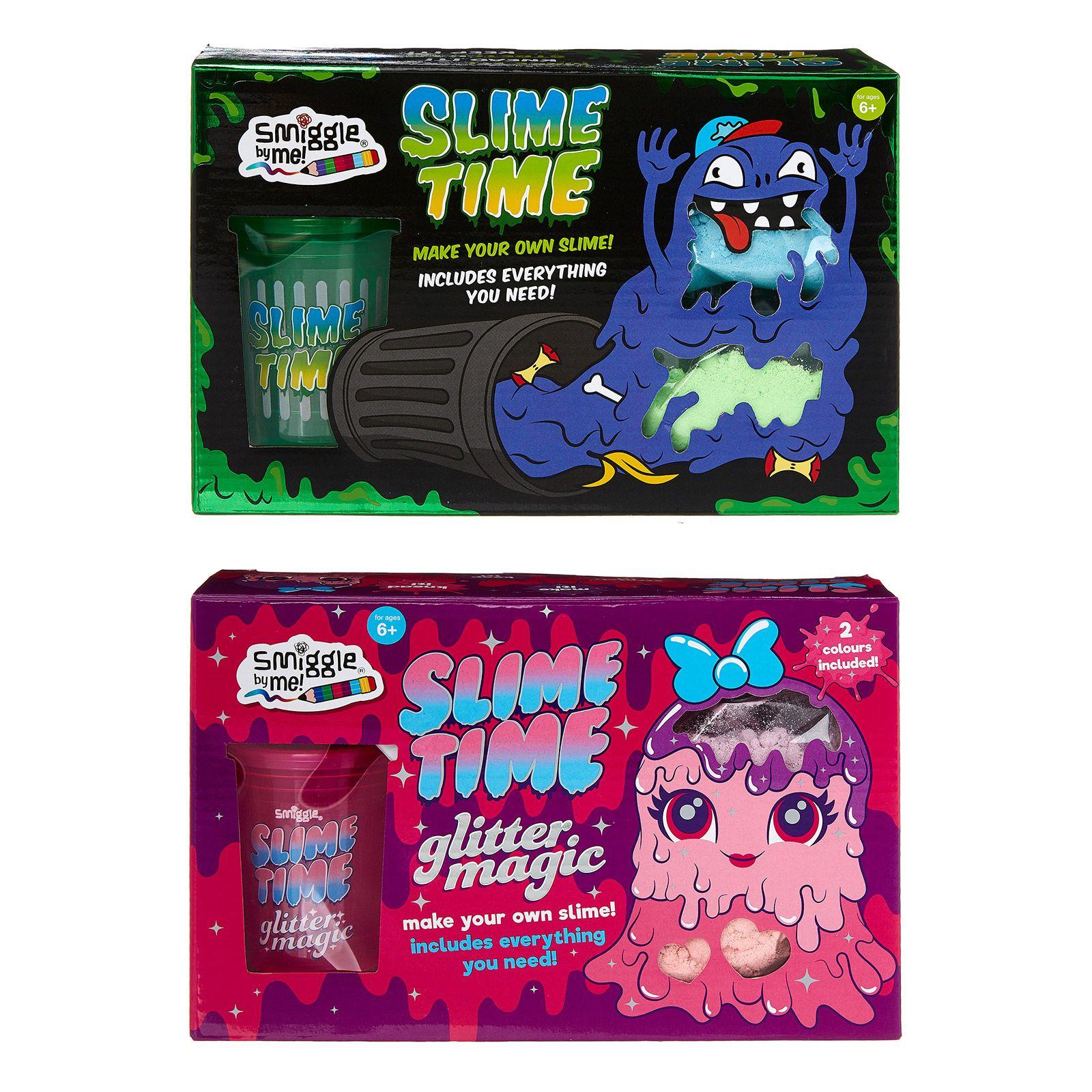 Diy Slime Time Kit Smiggle Diy slime, Slime time, Slime