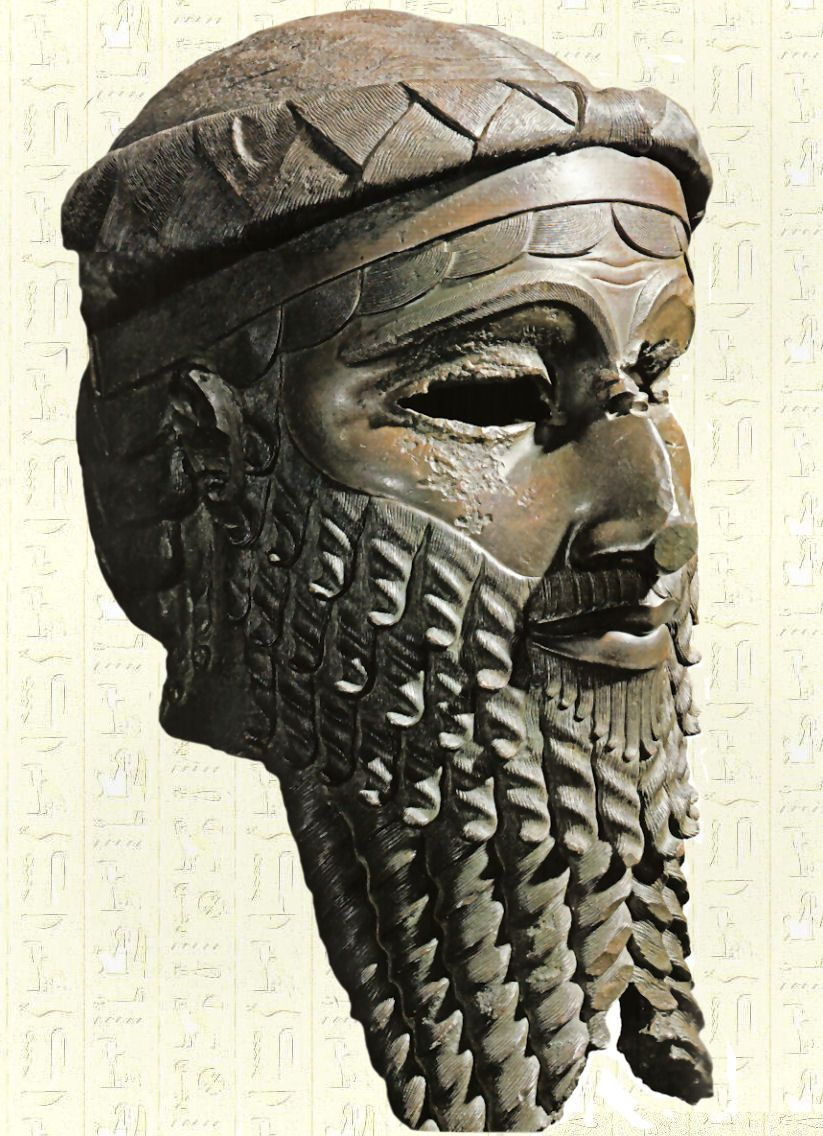 akkad and sargon the great world history - 736×1015