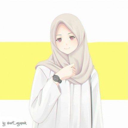 16 Trendy ideas anime art beautiful hijab