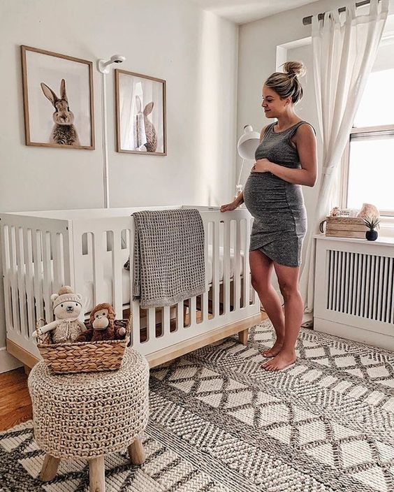 35 Gender Neutral Nurseries That Inspire Nursery Baby Room Baby