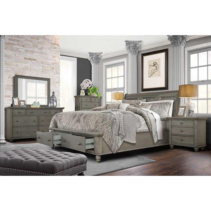 Pin By Kristen Ennis On Beds King Bedroom Sets California King Bedroom Sets Bedroom Set Cal king bedroom furniture set