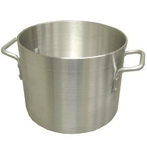 Winware 10 Gallon Professional Quality Kettle Stock Pot Home Brewing Stock Pots