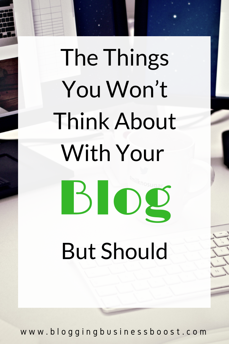 Blog Blogspot Wordpress Here Are Some Of The Things That You Won T Think About When