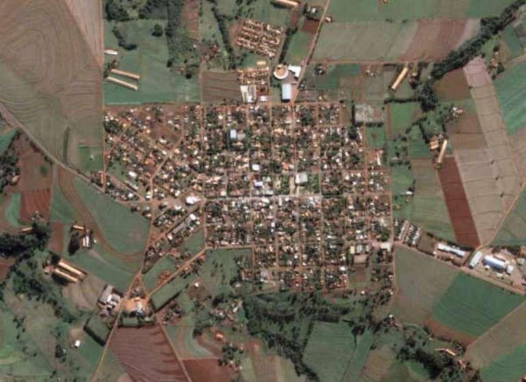Ouro Verde do Oeste, Paraná, Brasil - pop 5.952 (2014)