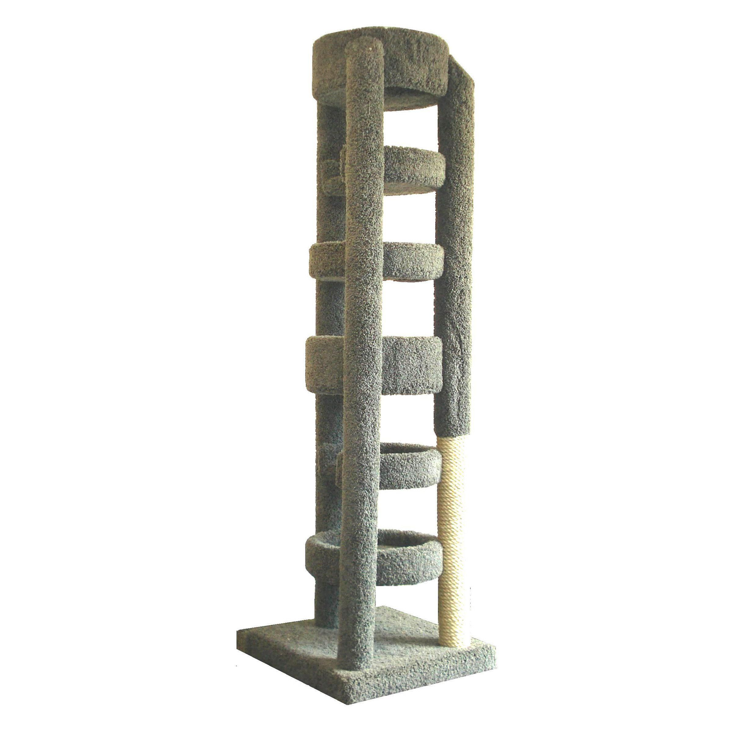 Molly And Friends Elevator Cat Tree   86 In.