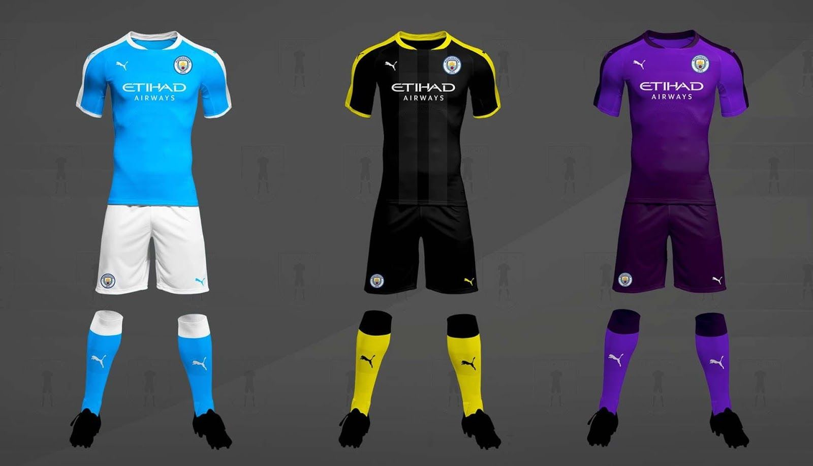 Best Of 13 Unique Puma Manchester City 19 20 Concept Kits
