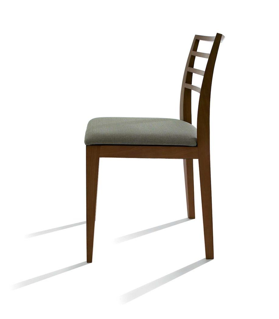 Silla de comedor moderna viana estilo for Diseno de sillas modernas comedor