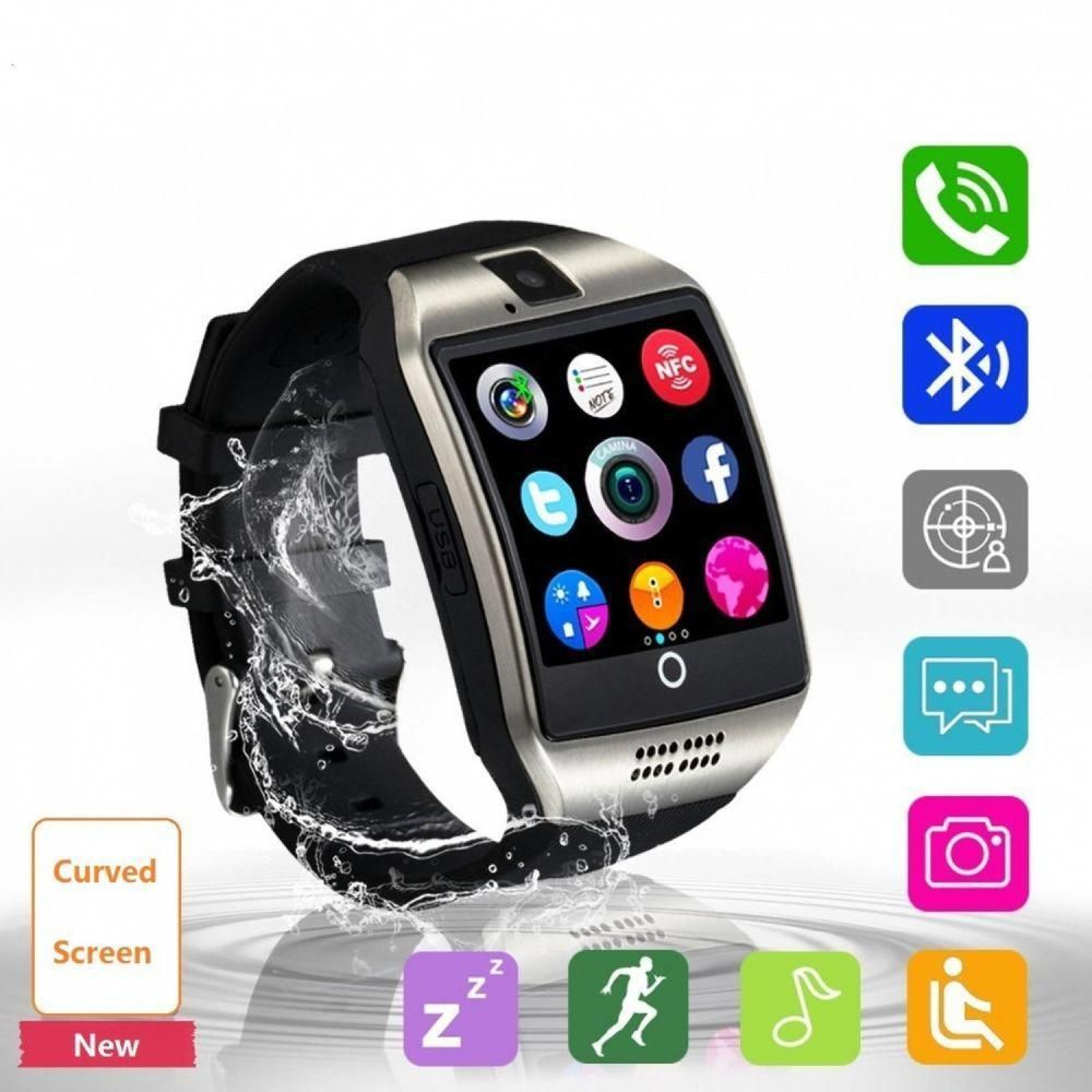 Smart Watch Bluetooth Camera Support For Android Phones