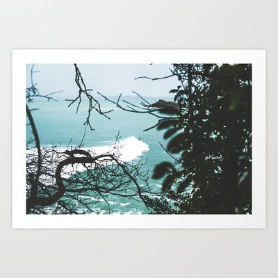surf Art Print by WAT photography - $33.28