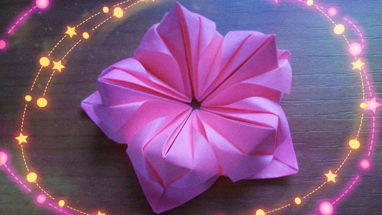 Мастер класс оригами открытка
