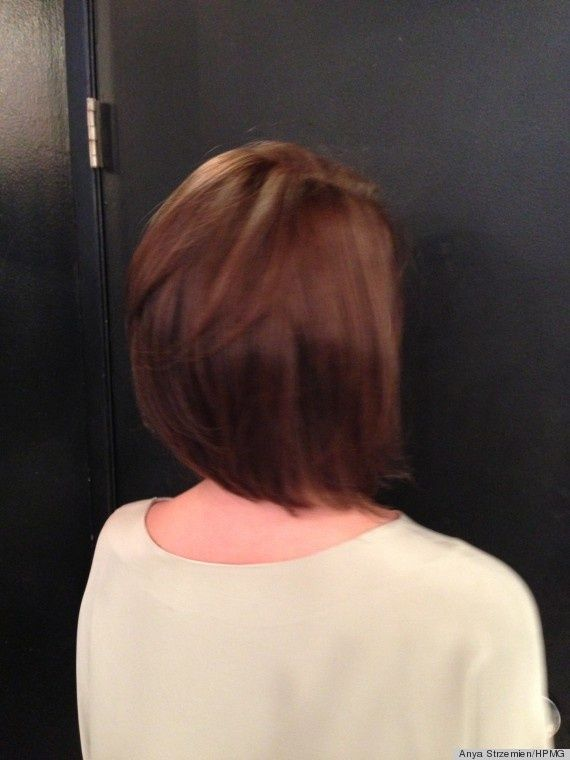 edgy hair style medium bob haircut with layers back view hair 1053