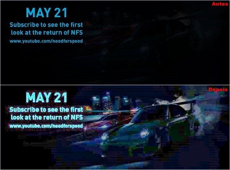 Preparem o nitro novo Need for Speed deve ser reboot de