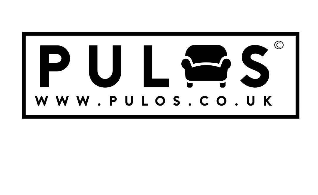1st Logo For Pulos Sofa Company More To Follow Logo Concept Sofa