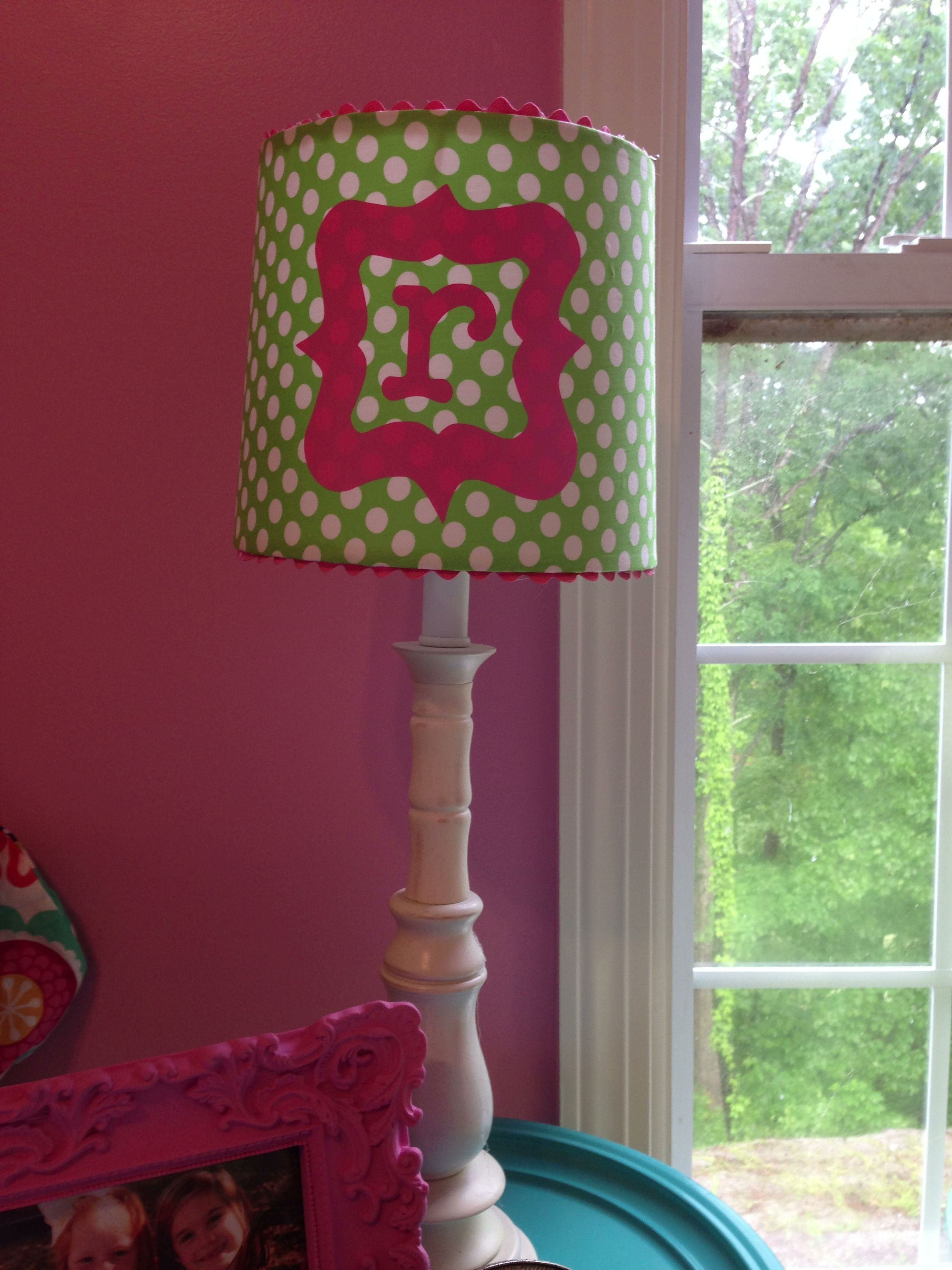 Hobby Lobby Lamp Shades Extraordinary Self Adhesive Lamp Shade From Hobby Lobby With A Vinyl Design From 2018