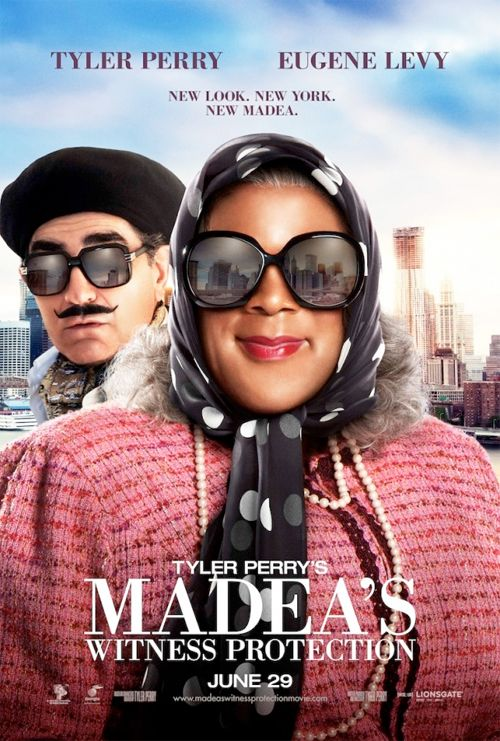 Madeas Witness Protection 2012