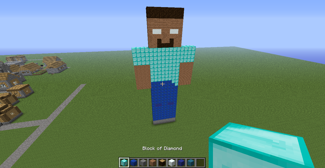 Herobrine D (With images) Minecraft, Fun games, Photo