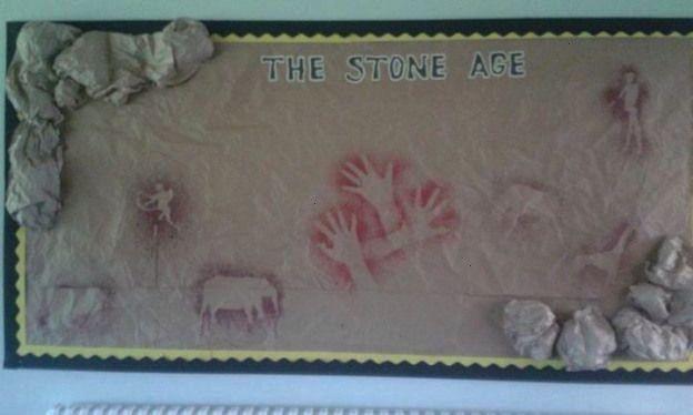 Age display board classroom ideasStone Age display board classroom ideas Kids books on animals St