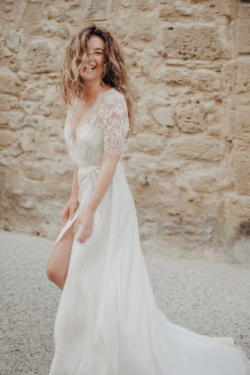 8bf97e075ac46 Jeanne Source - Robes de mariée - Collection 2019 - Blog mariage   La mariée  aux pieds nus