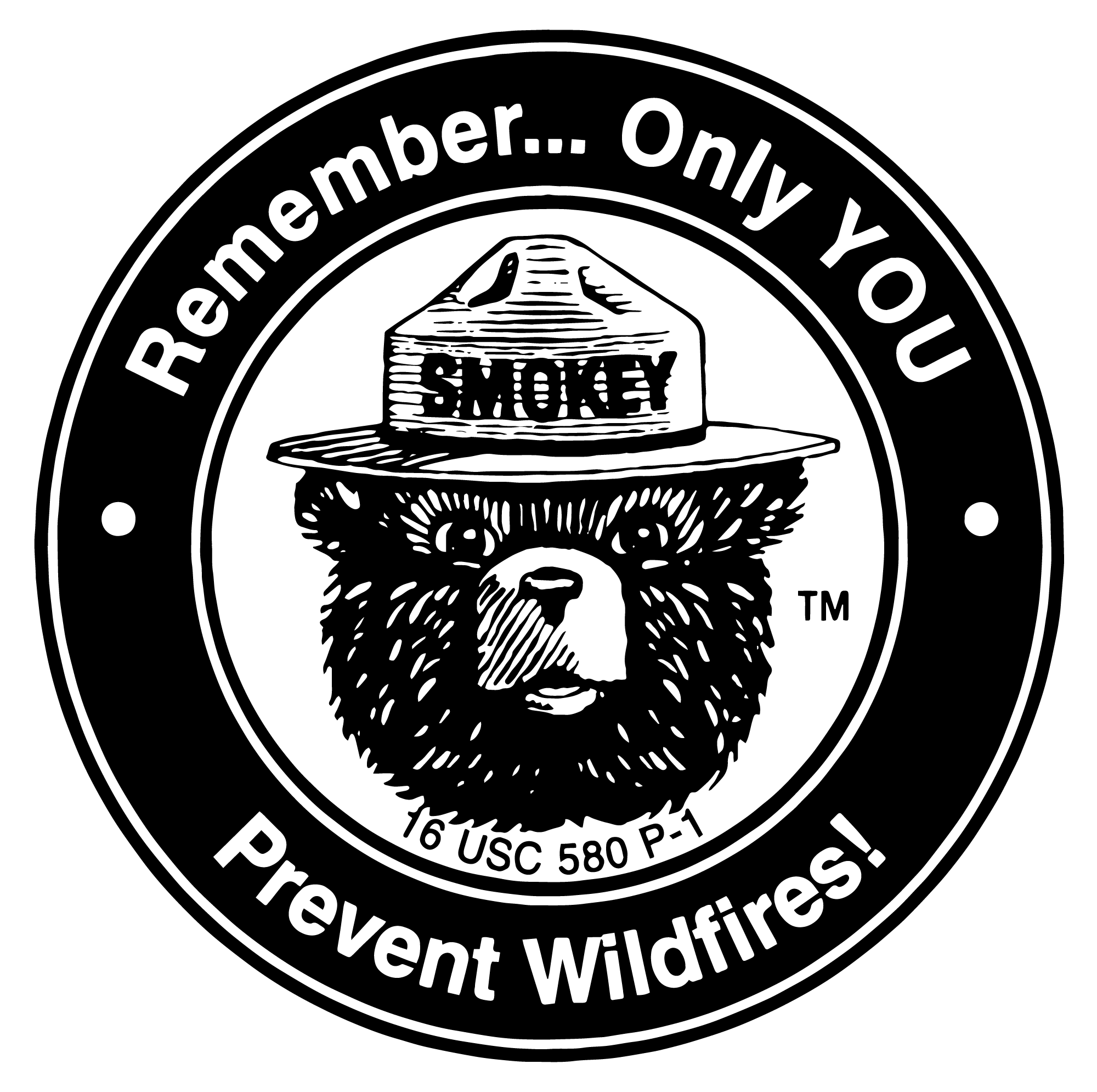Filson X Smokey Campfire Safety Smokey The Bears Smokey Bear Tattoos