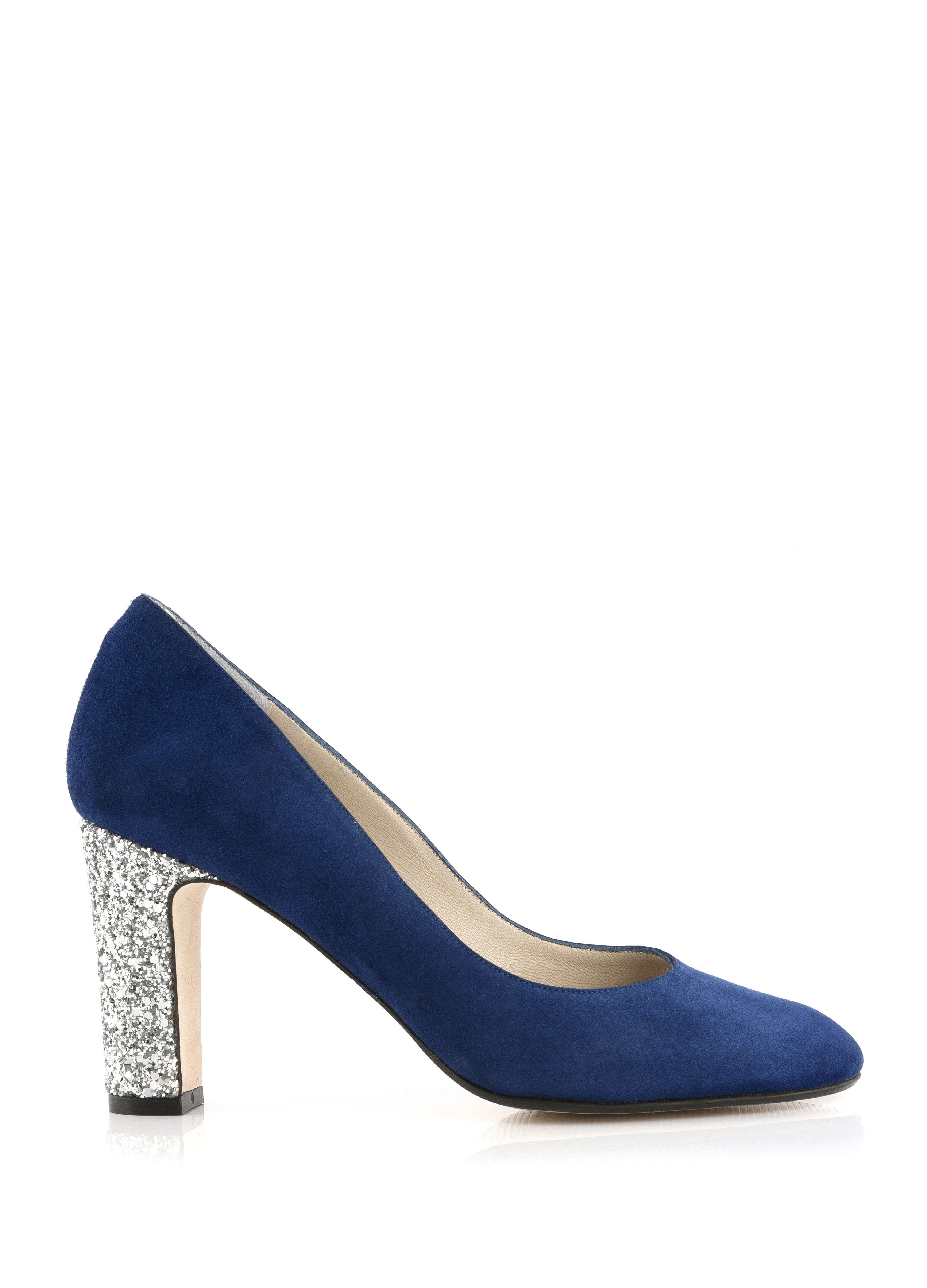 3a7ae9c8de22 Escarpin PIRALT Marine Escarpin Bleu, Escarpin Femme, Chaussures Femme,  Chaussures Bleues, Escarpins