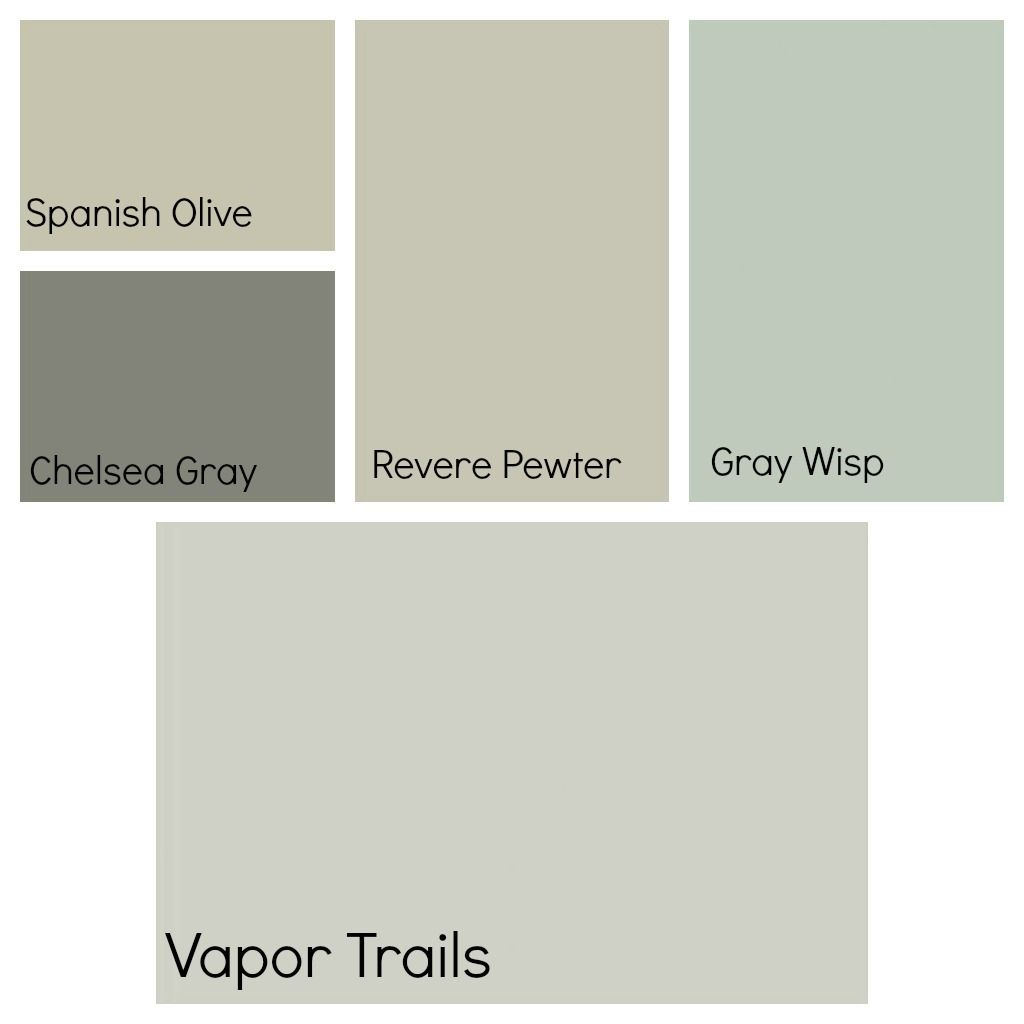Favorite Benjamin Moore Paint Color Recommended Specific Colors Thanks Kelli Vapor Trails Is My