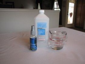 Homemade Eyeglass Cleaner Recipe Homemade Cleaning Products