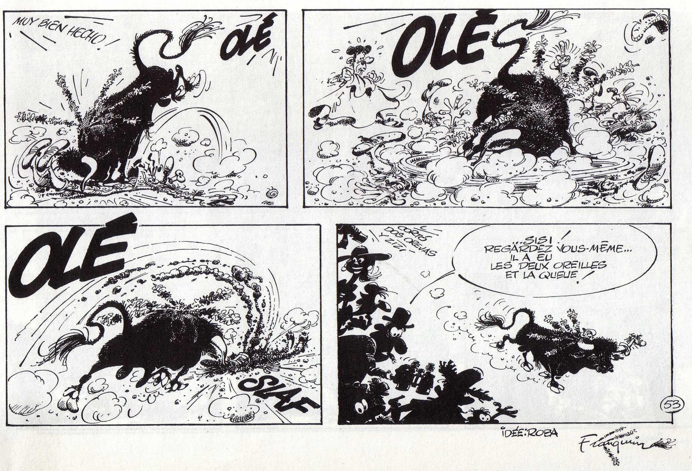 Idées Noires , Franquin bd comics