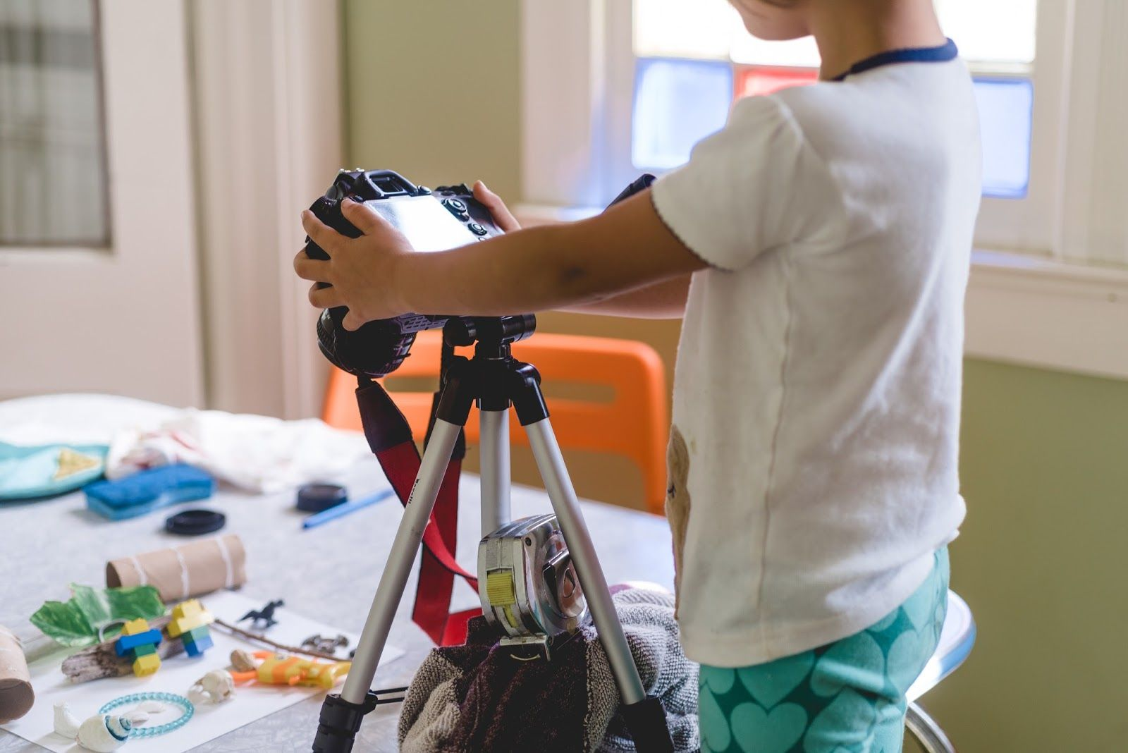 Lights! Camera! ACTION! | Get Ready for Summer Camps! - Our Baby Wagners  #spendsummerbold #campgalileo #funkidsactivities #kidstuff
