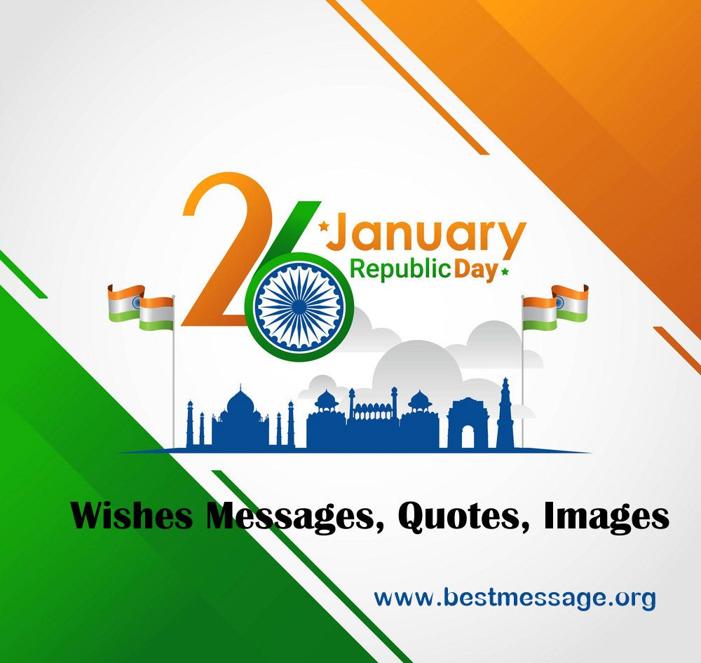 India Republic Day Messages 2021 Patriotic Wishes Quotes In 2021 Republic Day Message Republic Day Republic Day India Happy republic day india 2021 wishes