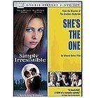 Amazon.com: She's the One / Simply Irresistible: Edward Burns, Jennifer Aniston, John Mahoney, Sarah Michelle Gellar, Sean Patrick Flanery, ...