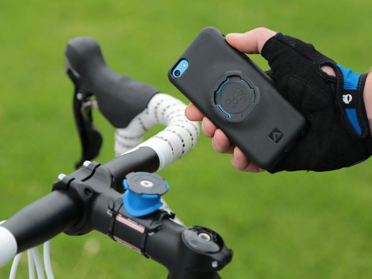 Quad Lock One Iphone Case Many Mounts Bike Mount Bike