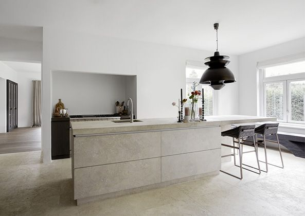 Modern Decor Inspiration: Piet Boon {5 things to know} | Küche