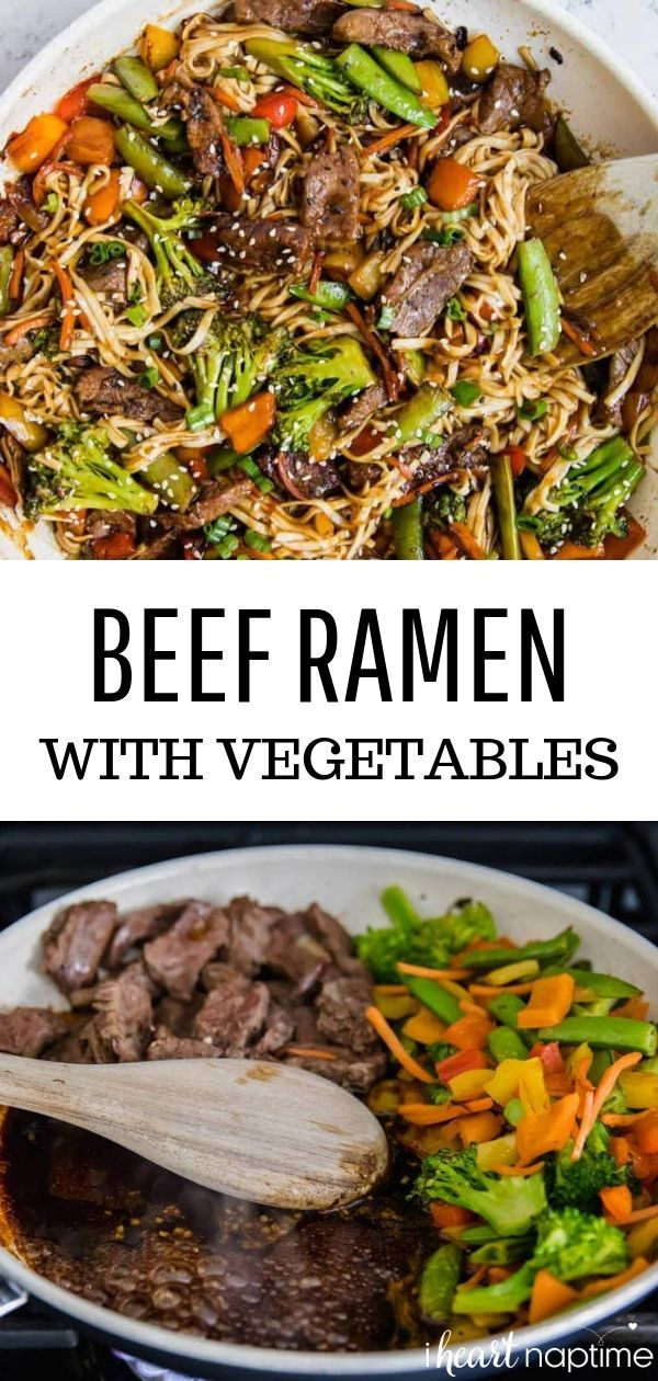 Beef Ramen Recipe With Images Recipes Beef Ramen Recipe