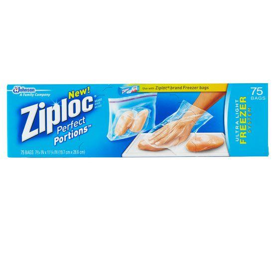 Best Kitchen Convenience Items Ziploc Perfect Portions Bags