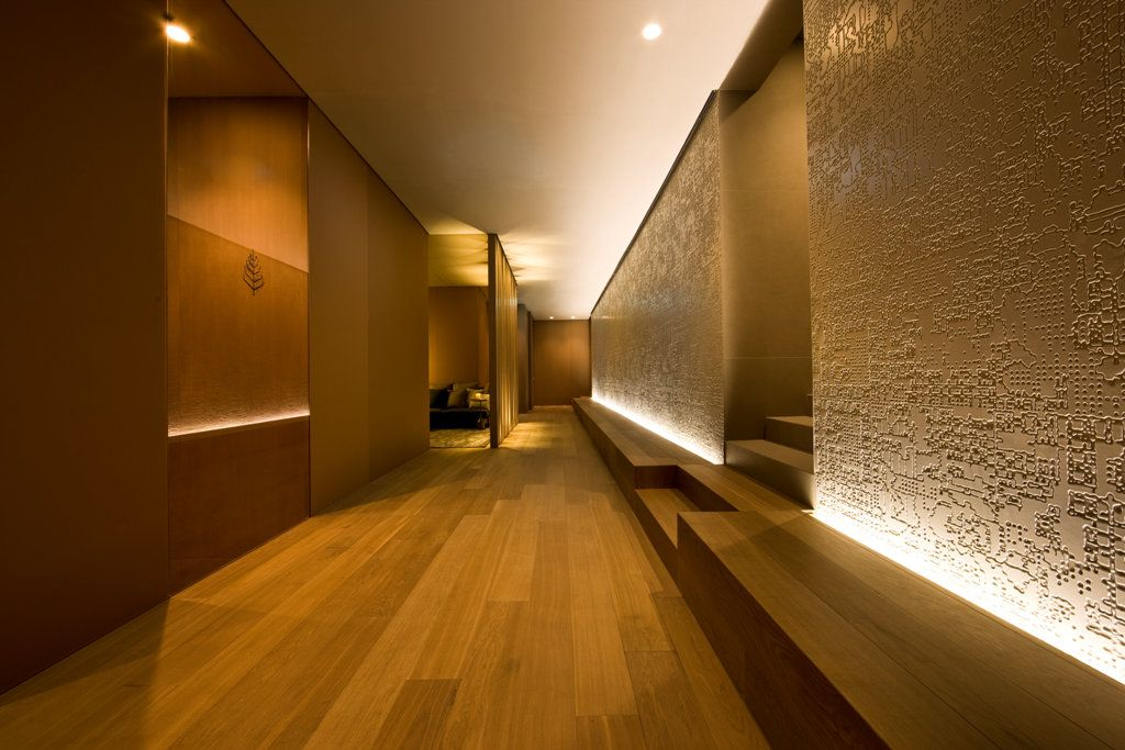 Towards  the swimming pool and treatment rooms... #FSSpa #wellnex #relax