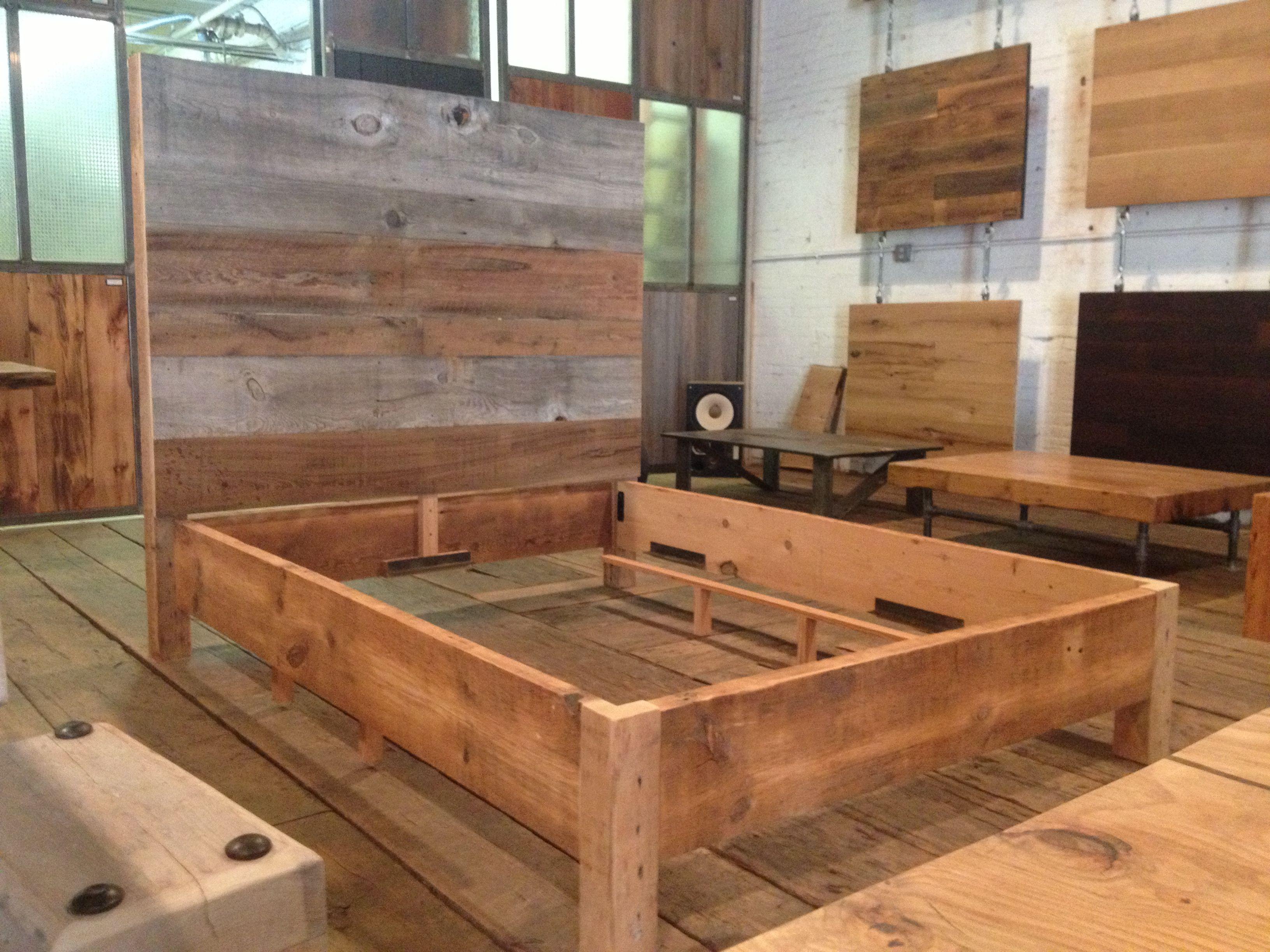 Custom Bed Diy Platform Bed Frame Diy Headboard Wooden Bed