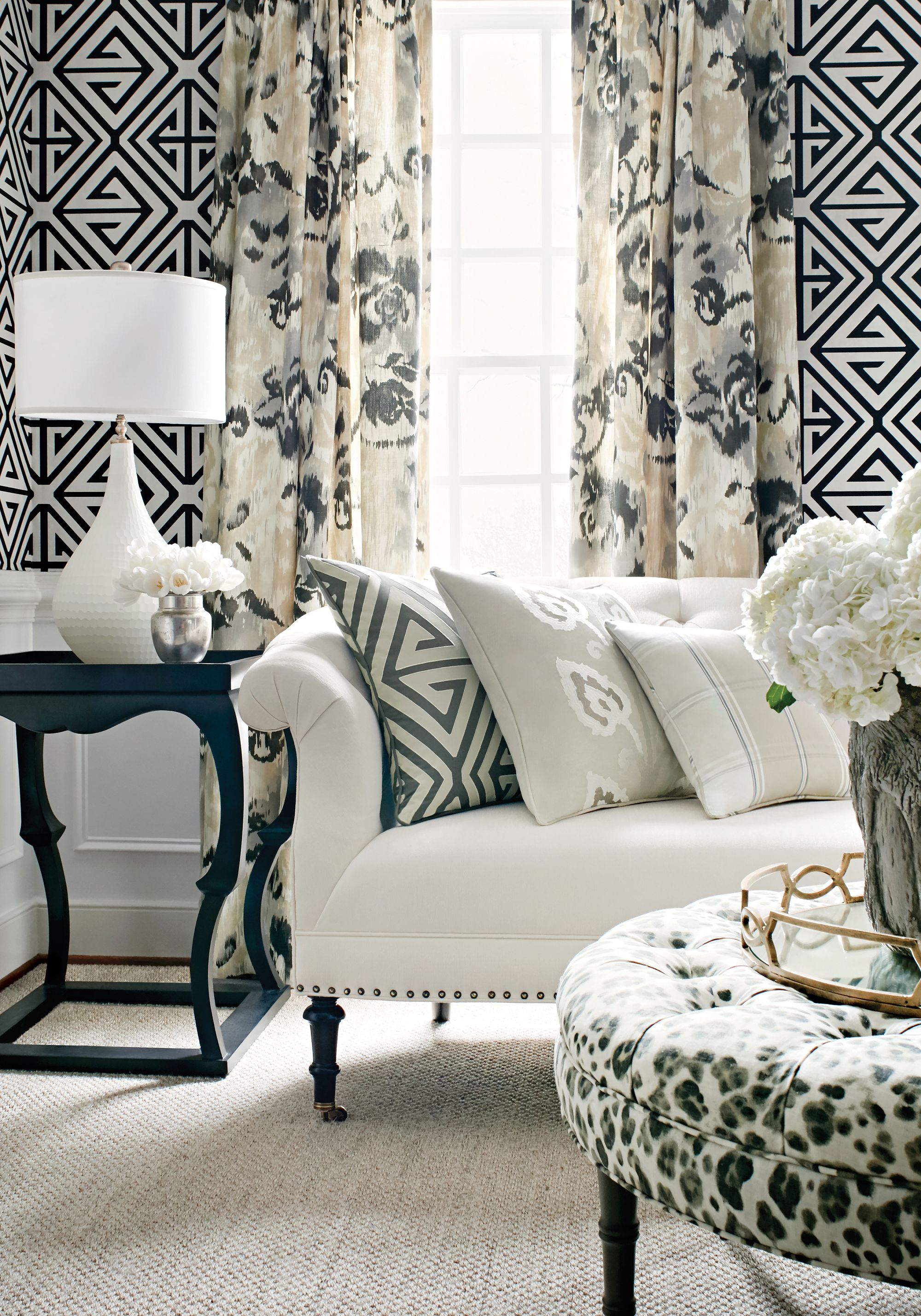 Demetrius from the new Thibaut Bridgehampton Collection available at