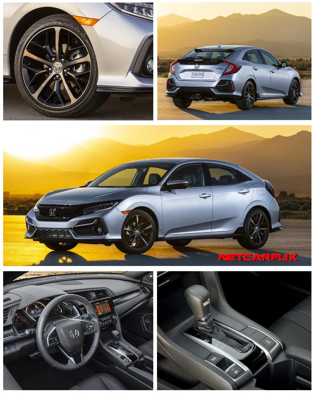 2020 Honda Civic Hatchback Civic hatchback