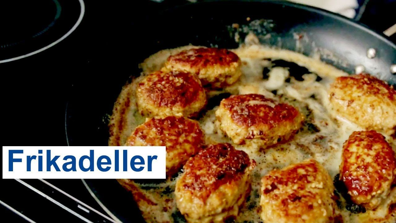 Opskrift: Mormors frikadeller - REMA 1000 Danmark. Instead of flour and ale, you can use milk-soaked day-old bread.