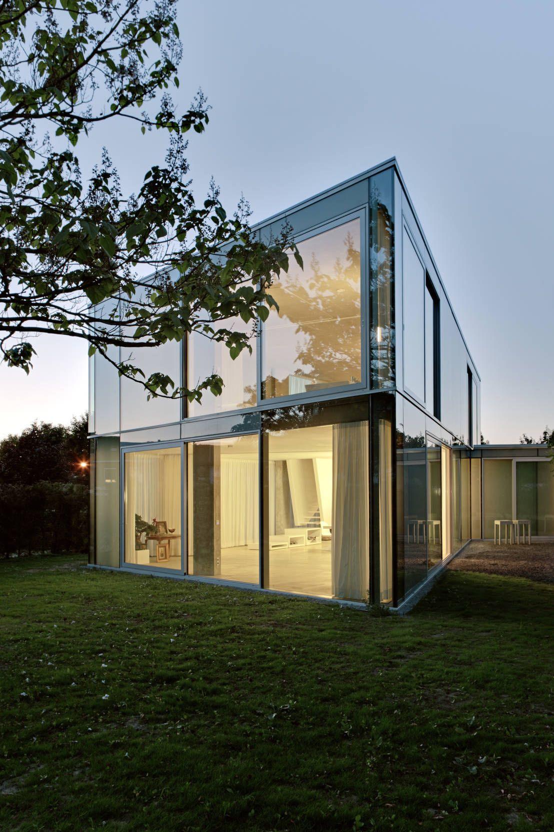 Inspiration Wohnen! | Einfamilienhaus, Traumhäuser und Moderne häuser
